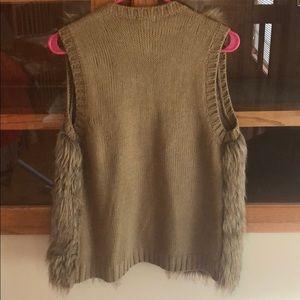 Xhilaration Jackets & Coats - Fuzzy vest
